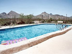 Texas Big Bend Activities: Swimming