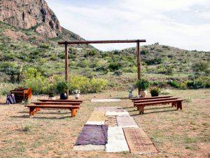 Wedding Venue Terlingua Texas