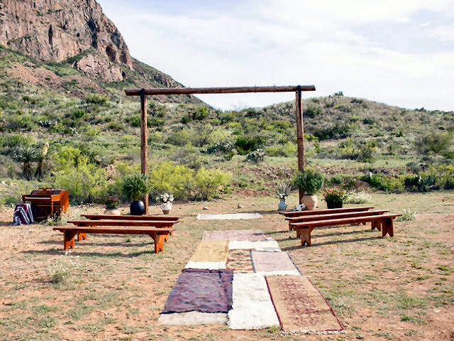 Texas wedding venues terlingua ranch lodge is the best in the big bend wedding venue terlingua texas junglespirit Gallery