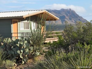 Big Bend Motel Cabins