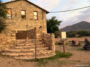 Big Bend Weddings Venue