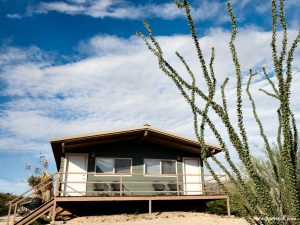 Big Bend Cabin Rooms