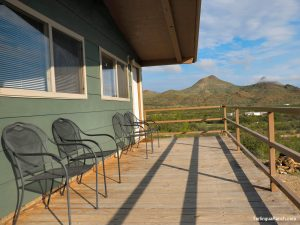 Terlingua Vacation Rentals Sundecks
