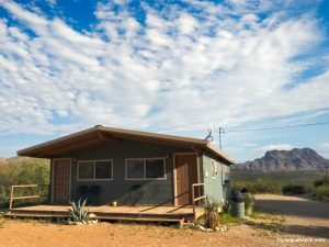 Terlingua Hostel Mountain Views