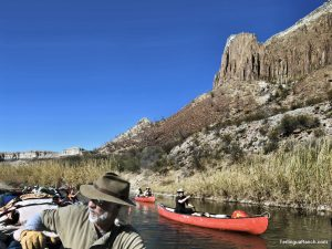 Big Bend Hotel Canoeing