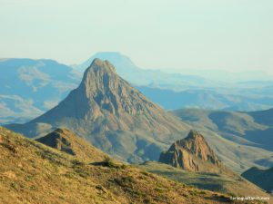 Corazon Peak Terlingua Texas