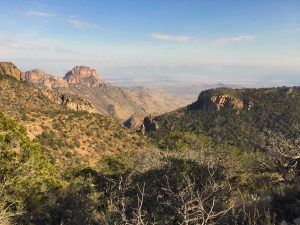Emory Peak Big Bend National Park