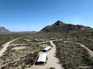 Terlingua Cabins Mountain Views