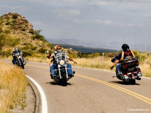 Big Bend Texas Bikers