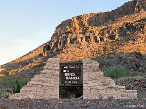 Big Bend Ranch State Park