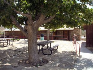 Terlingua Ranch Lodge Bad Rabbit Cafe Patio