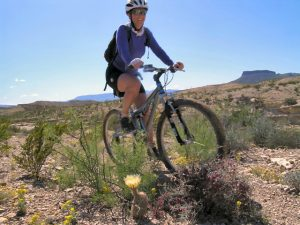 Terlingua Ranch Trail Bicycle Riding/Cycling