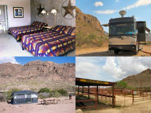 Terlingua Ranch Lodge Accommodations