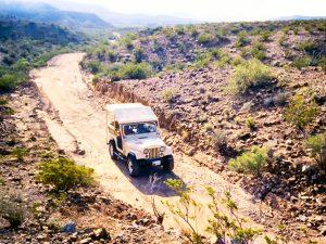 Terlingua ATV/ORV Riding/Driving