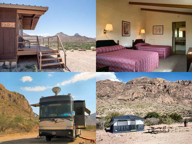 Big Bend Cabins Campgrounds RV Campsites