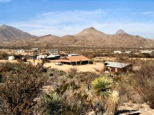Big Bend Motels Alternative