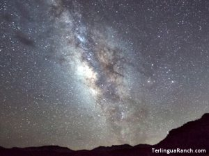 Big Bend Vacation Rentals Terlingua Night Sky