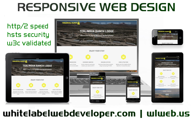 Speedy Secure Responsive Web Design | SSRWD by WLWeb.US