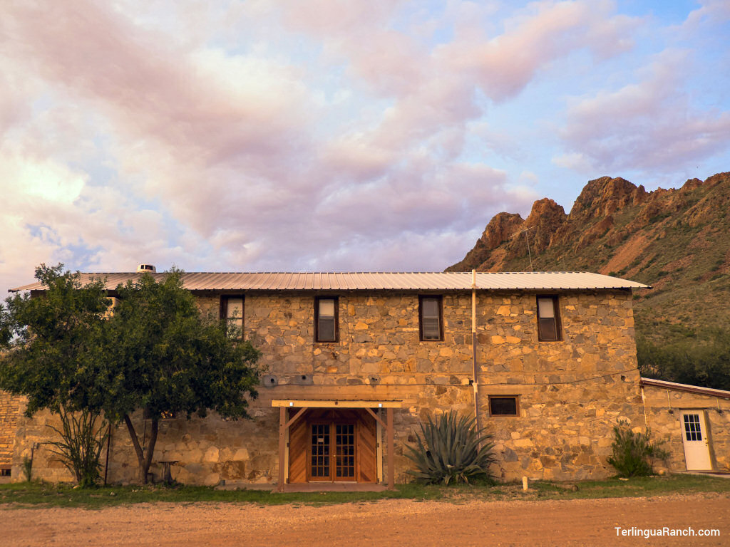 Big bend hotels terlingua ranch is your best terlingua for Hotel alternatives
