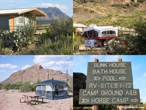 Terlingua Lodging Options