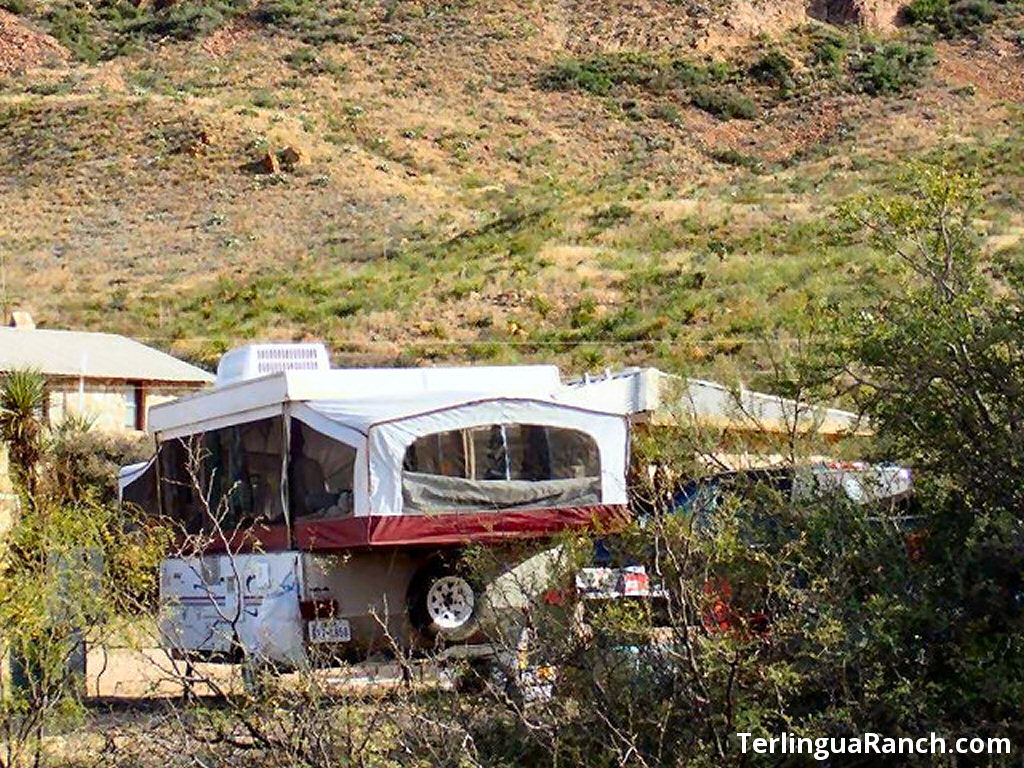 RV Park Terlingua Ranch & Big Bend RV Parks: The RV Park at Terlingua Ranch Lodge Resort