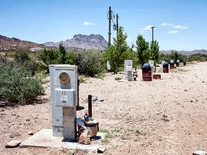 Terlingua Texas RV Park | Pull-through & Back-in RV Sites